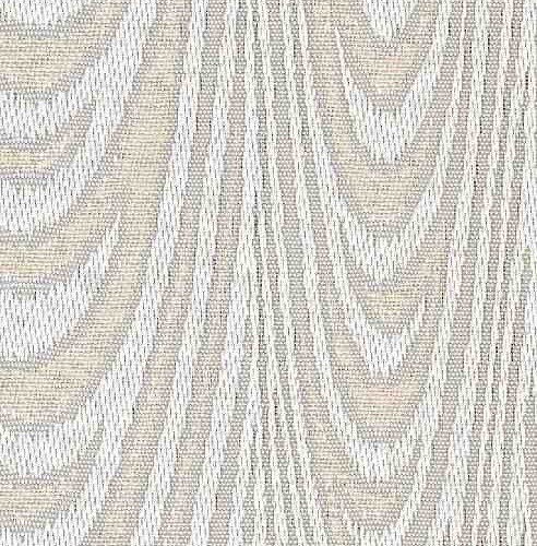 Vertical Blind Fabric Slat In Providence Champagne